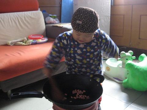 快乐的小厨师