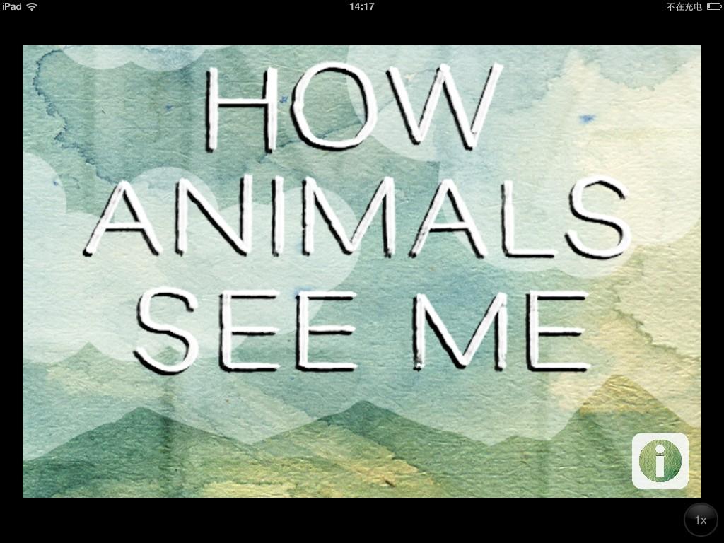 "《Animals See》:""另眼""看世界!"