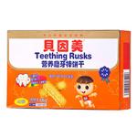 贝因美营养磨牙棒饼干(AD 钙)6条