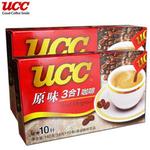 UCC原味3合1速溶咖啡140g