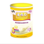 金合力2段骨粉粗粮有机营养米粉