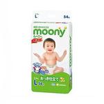 moony婴儿纸尿裤L54片