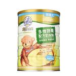 双熊金典多维蔬果配方奶米粉528g/罐