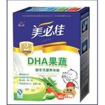 美必佳2段DHA果蔬营养米粉