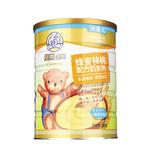 双熊金典蜂蜜核桃配方奶米粉528g/罐