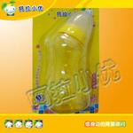 阿拉小优BB-1012正品弯头奶瓶300ml