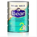 倍爱较大婴儿营养配方奶粉2段800g