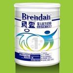 贝登优+婴幼儿配方奶粉1段900g