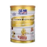 英博博士盾较大婴儿配方羊奶粉2段308g