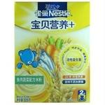 雀巢2段鱼肉蔬菜米粉