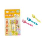日康RK-352幼儿牙刷替换牙刷头(2入)
