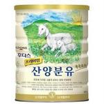 韩国进口日东山羊奶粉3段800g