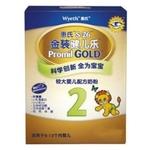 惠氏S26金装健儿乐较大婴儿配方奶粉2段400g