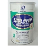 味奇AD钙高蛋白初乳营养米粉312g