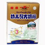 燎原牦牛金装幼儿配方奶粉3段400g