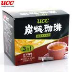 UCC精选炭烧3合1速溶咖啡17克*10袋