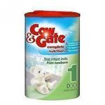 英国牛栏恩贝儿奶粉1段900g