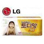 LG尿不湿黄土版纸尿裤L号40片