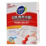 滋儿乐3段鸡肉胡萝卜初乳营养米粉225g/盒