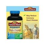 Nature Made Triple Omega 3-6-9鱼油复合胶囊180粒