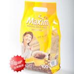 麦馨咖啡黄色摩卡三合一咖啡100条1200g