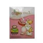 御宝1段钙铁锌婴儿营养米粉250g