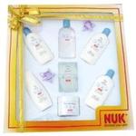 NUK婴儿护肤品大礼盒(7件护全程呵护)