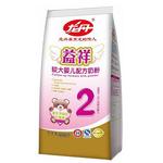 龙丹益祥系列较大婴儿配方奶粉2段400g