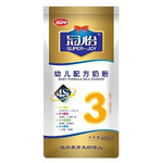 龙丹冠怡系列幼儿配方奶粉3段400g