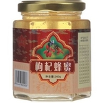 陇萃堂玻璃瓶枸杞蜂蜜-甘肃特产