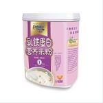 英氏1段乳铁蛋白营养米粉(胡萝卜蔬菜配方)