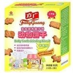 方广宝宝营养磨牙饼(钙铁锌蔬菜味)90g