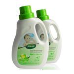 嗳呵天然植物无添加婴儿洗衣液1L