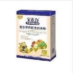 宝素力2段复合营养配方奶米粉250g