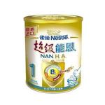 雀巢超级能恩金盾婴儿配方奶粉1段900g