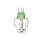 小王子A93方形高级防胀气有耳自动感温奶瓶(5安)