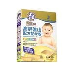 双熊高钙淮山配方奶米粉225克/盒