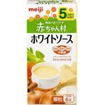 日本明治辅食-香浓蔬菜奶酪糊