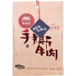 棒棒娃手撕牛肉纸袋(香辣)-四川特产