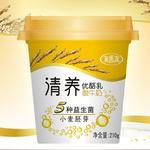 友芝友清养优酪乳210g(小麦胚芽)