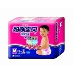 妈咪宝贝瞬吸干爽纸尿裤中包装M女24片