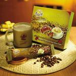 老怡保白咖啡(榛果味)三合一速溶咖啡400g