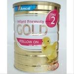 澳洲Amcal gold 2段奶粉900g