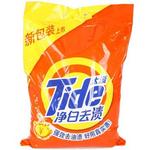 汰渍净白去渍无磷洗衣粉柠檬清新型2.15千克