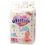 优尼弗婴儿纸尿裤XL18片