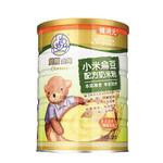 双熊金典小米扁豆配方奶米粉528g/罐
