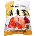 御食园彩袋蜜麻花-北京特产