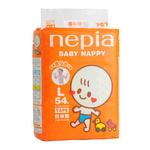 妮飘happy baby柔软纸尿裤L54片
