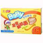 方广蛋黄胡萝卜颗粒面200g(5-24个月)
