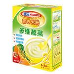 圣元多维蔬菜营养米粉225g(6个月以上)